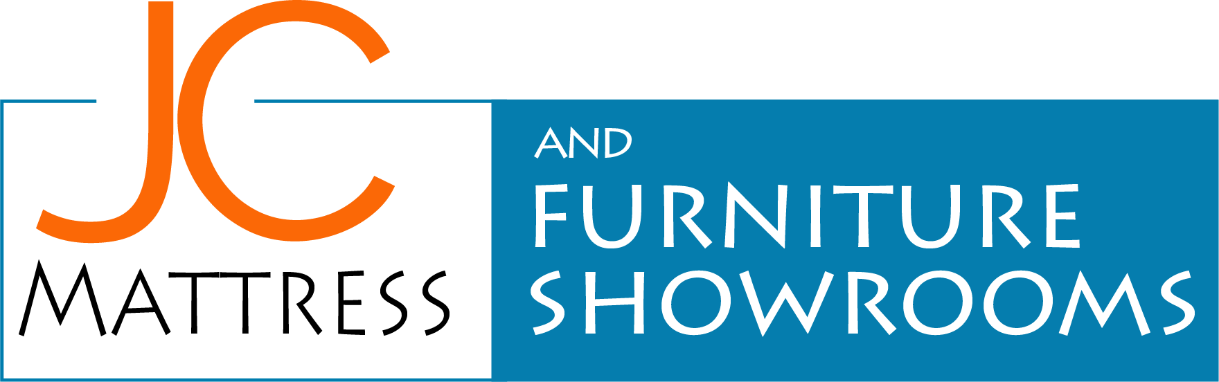 JC Mattress Factory Logo